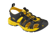 Keen Men Turia Sandal black/cyber yellow